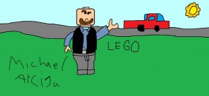 LEGO MIKE