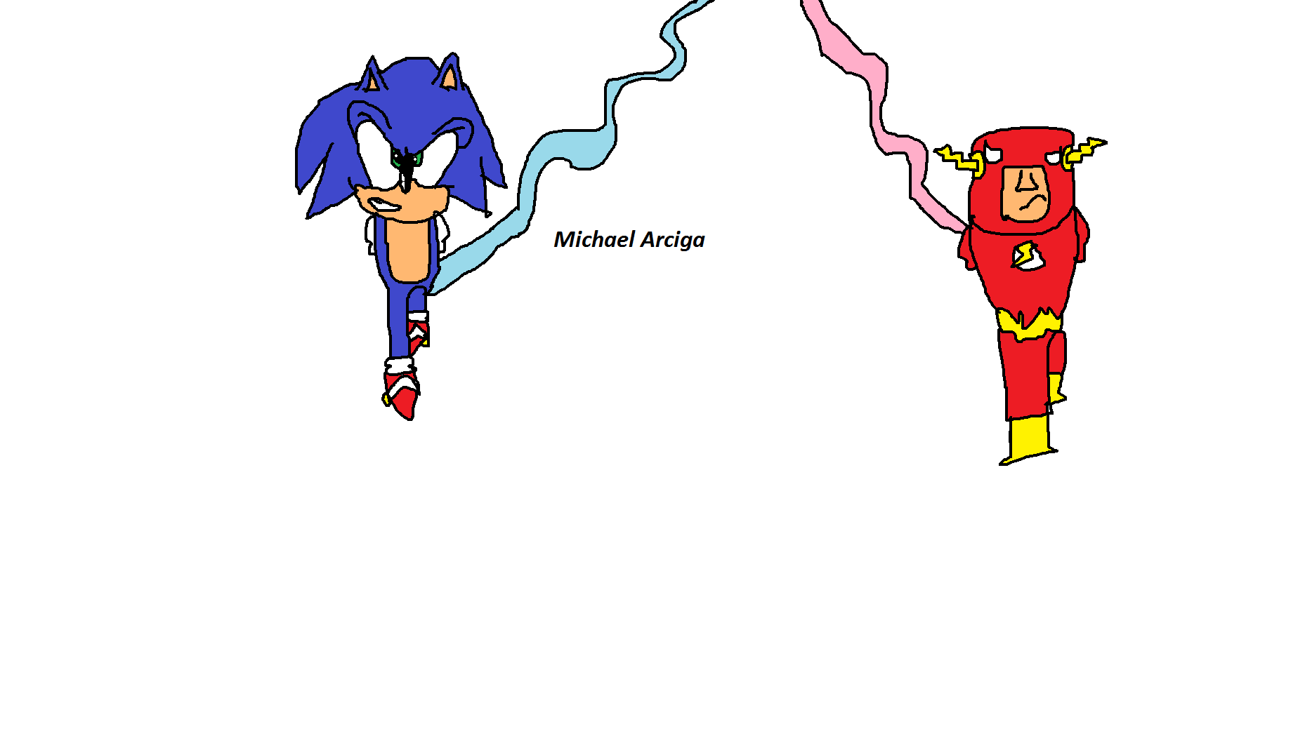 flash vs sonic - photo #39